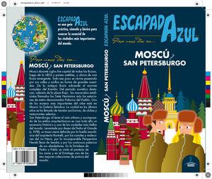 ESCAPADA MOSCÚ Y SAN PETERSBURGO