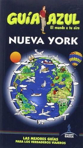 GUÍA AZUL NUEVA YORK