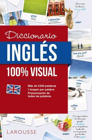 DICCIONARIO INGLÉS 100% VISUAL