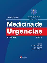 TRATADO DE MEDICINA DE URGENCIAS TOMO II