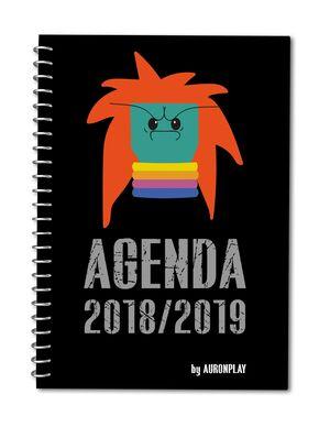 AGENDA AURONPLAY,  2018-2019