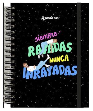AGENDA 2021 SIEMPRE RAYADAS NUNCA INRAYADAS 2021 SEMANA VISTA