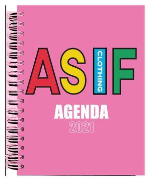 AGENDA ASIF CLOTHING 2021 SEMANA VISTA