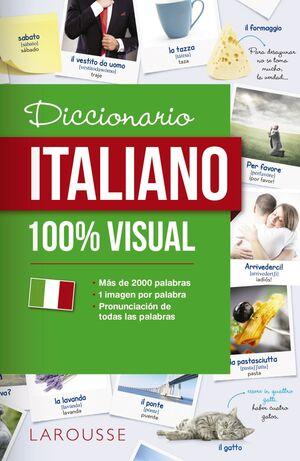 DICCIONARIO ITALIANO 100% VISUAL