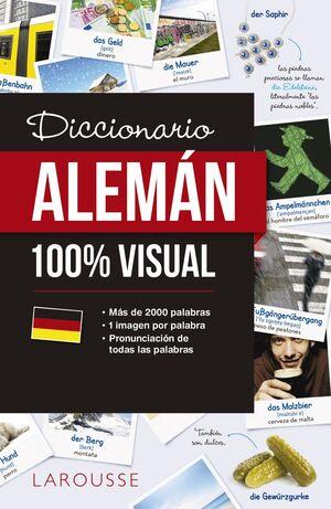 DICCIONARIO ALEMÁN 100% VISUAL