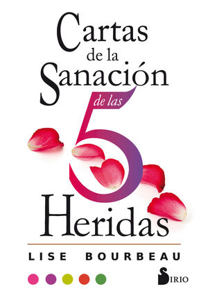 CARTAS DE LA SANACIÓN DE LAS CINCO HERIDAS