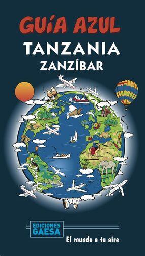 TANZANIA Y ZANZÍBAR GUIA AZUL