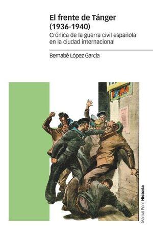 EL FRENTE DE TÁNGER 1936 1940