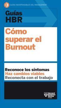 CÓMO SUPERAR EL BURNOUT