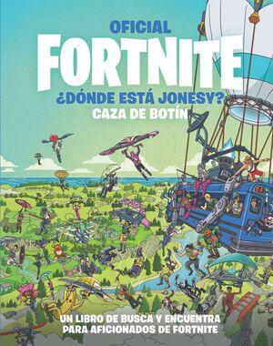 DÓNDE ESTÁ JONESY CAZA DE BOTÍN