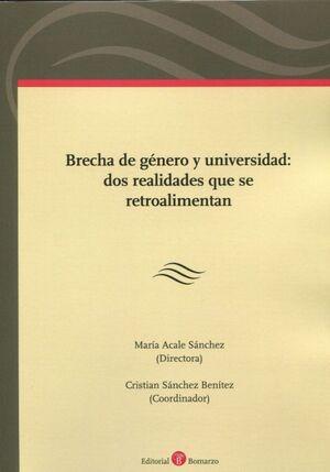 BRECHA DE GÉNERO Y UNIVERSIDAD