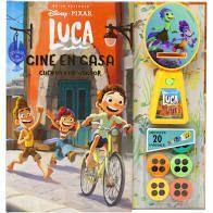 LUCA CINE EN CASA