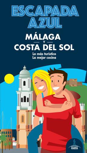 MÁLAGA Y COSTA DEL SOL ESCAPADA AZUL