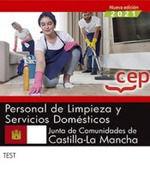 PERSONAL DE LIMPIEZA Y SERVICIOS DOMÉSTICOS JUNTA DE COMUNIDADES DE CASTILLA LA MANCHA  TEST