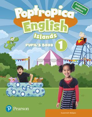 POPTROPICA ENGLISH ISLANDS 1 PUPILS BOOK