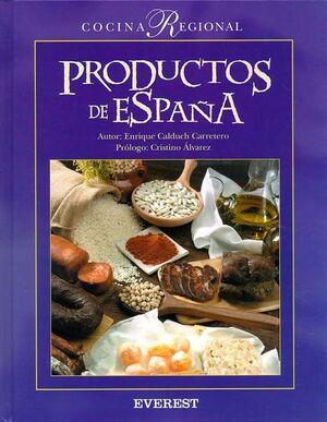 PRODUCTOS DE ESPAÑA