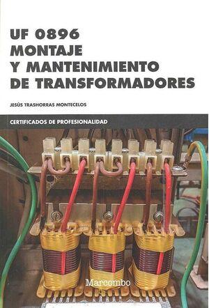 *UF 0896 MONTAJE Y MANTENIMIENTO DE TRANSFORMADORES