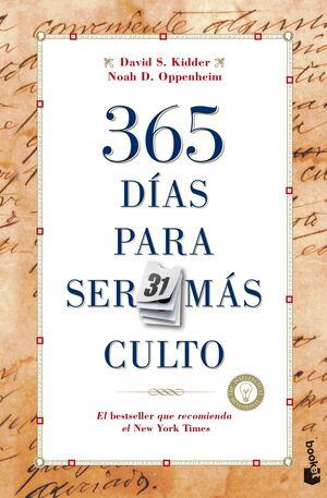 365 DÍAS PARA SER MÁS CULTO