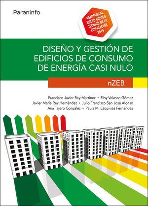 DISEÑO Y GESTIÓN DE EDIFICIOS DE CONSUMO DE ENERGÍA CASI NULO NZEB