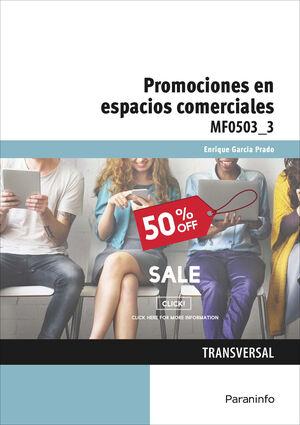 PROMOCIONES EN ESPACIOS COMERCIALES MF05033