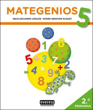 MATEGENIOS 5