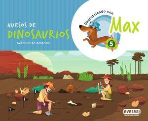 DESCUBRIENDO CON MAX 5