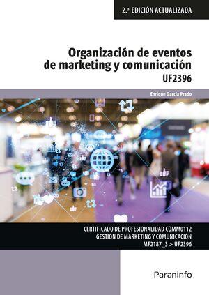 ORGANIZACIÓN Y EVENTOS DE MARKETING Y COMUNICACIÓN UF2396