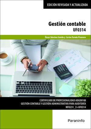 GESTIÓN CONTABLE UF0314