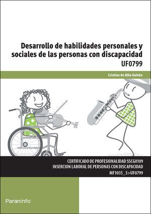 DESARROLLO DE HABILIDADES PERSONALES Y SOCIALES DE LAS PERSONAS CON DISCAPACIDAD