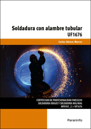 SOLDADURA CON ALAMBRE TUBULAR UF1676