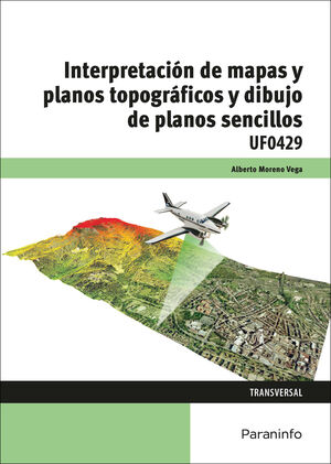INTERPRETACIÓN DE MAPAS Y PLANOS TOPOGRÁFICOS Y DIBUJO DE PLANOS SENCILLOS
