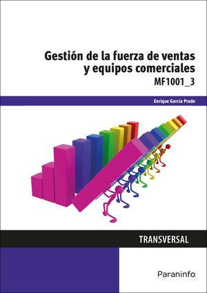 GESTIÓN DE LA FUERZA DE VENTAS Y EQUIPOS COMERCIALES MF10013