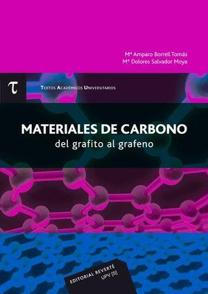 MATERIALES DE CARBONO: DEL GRAFITO AL GRAFENO (T.A.U. 2)