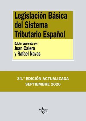 LEGISLACIÓN BÁSICA DEL SISTEMA TRIBUTARIO ESPAÑOL