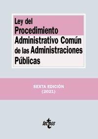 LEY DEL PROCEDIMIENTO ADMINISTRATIVO COMÚN DE LAS ADMINISTRACIONE PÚBLICAS