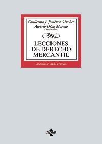 LECCIONES DERECHO MERCANTIL