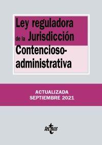 LEY REGULADORA DE LA JURISDICCION CONTENCIOSO-ADMINISTRATIVA