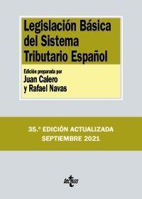 LEGISLACION BASICA DEL SISTEMA TRIBUTARIO ESPAÑOL