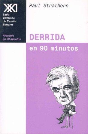 DERRIDA EN 90 MINUTOS