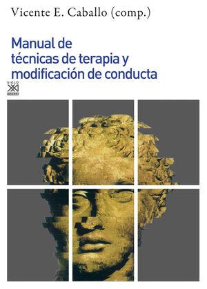 MANUAL DE TÉCNICAS DE TERAPIA Y MODIFICACIÓN DE CONDUCTA