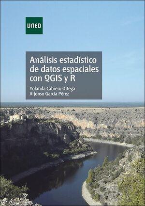 ANÁLISIS ESTADÍSTICO DE DATOS ESPACIALES CON QGIS Y R