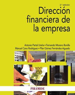 DIRECCIÓN FINANCIERA DE LA EMPRESA