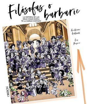FILÓSOFAS O BARBARIE