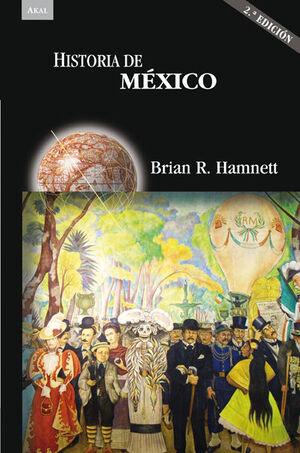 HISTORIA DE MÉXICO (2ª ED.)