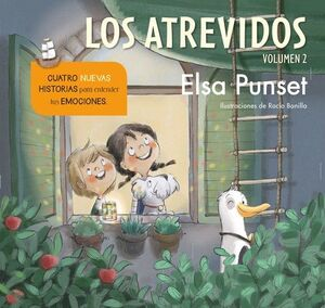 LOS ATREVIDOS VOLUMEN 2