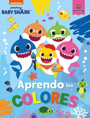 APRENDO LOS COLORES BABY SHARK