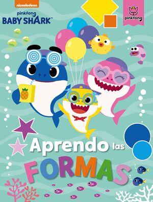 APRENDO LAS FORMAS CON BABY SHARK (BABY SHARK)