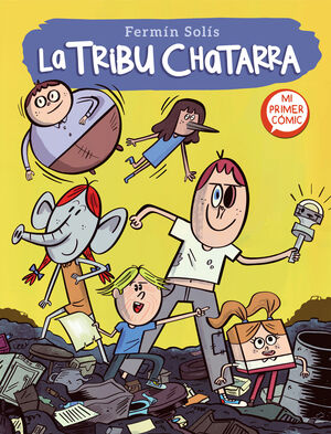 LA TRIBU CHATARRA