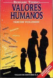 VALORES HUMANOS TERCER VOLUMEN