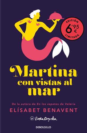 MARTINA CON VISTAS AL MAR